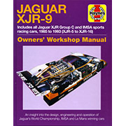 Jaguar XJR-9 Owner's Workshop Manual (XJR-5 to XJR-16) HAYNES